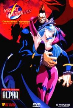 Darkstalkers Vampire Hunter
