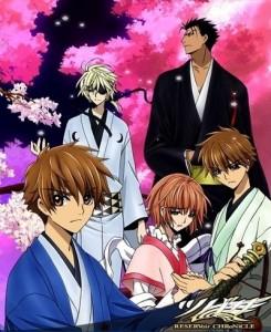 Tsubasa Shunraiki: Les cròniques del tro primaveral