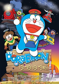 Doraemon -17- Doraemon i el tren del temps