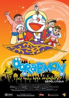 Doraemon -12- Doraemon i les mil i una aventures