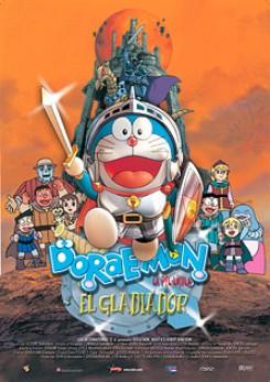 Doraemon -23- El gladiador