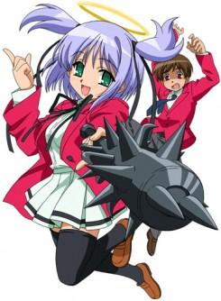 L'àngel castigador Dokuro-chan