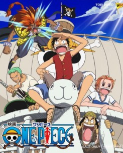 One Piece - El gran pirata d'or