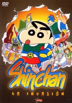 Shin-chan -01- La invasió