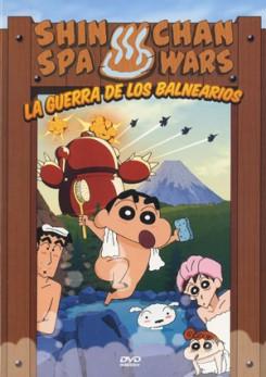 Shin-chan -07- Spa Wars: La guerra dels balnearis
