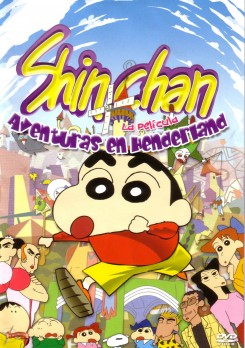 Shin-chan -04- Aventures a Henderland