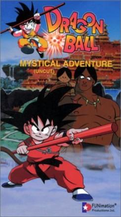 Bola de drac 3: Aventura mística
