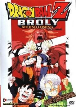 Bola de drac Z 10: El retorn d'en Broly