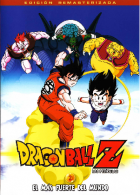 Bola de drac Z 02: El més fort del món